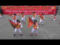 台南土城鹿耳門正統聖母廟新春嘉年華會 青草國小跳鼓陣表演
